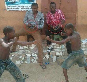 Street Fighter: Africa Edition