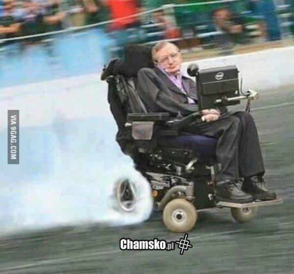 Drift By Stephen Hawking Chamsko Pl