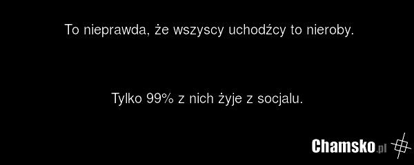 Chamskie Obrazki Czarny Humor